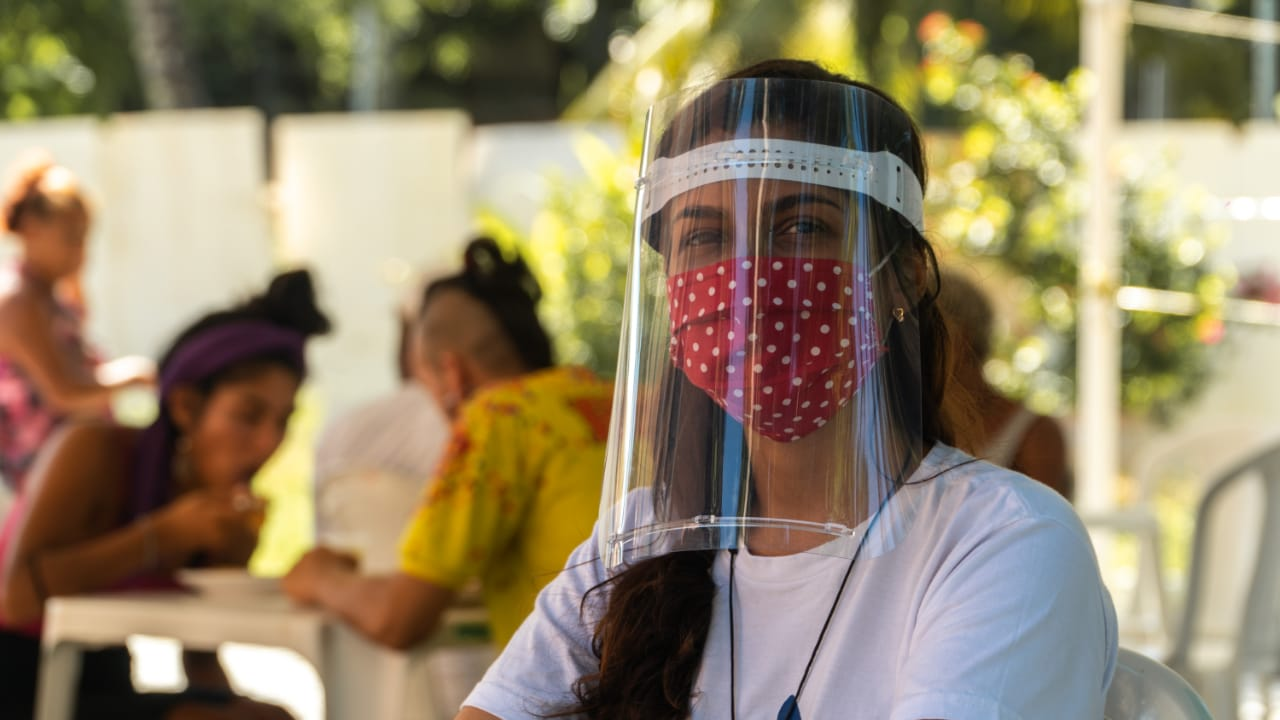 Protetores Faciais – Faceshields