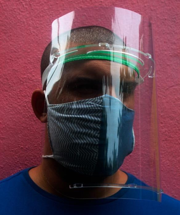 Protetor Facial Rígido