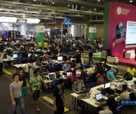 Estamos na Campus Party Digital deste ano!