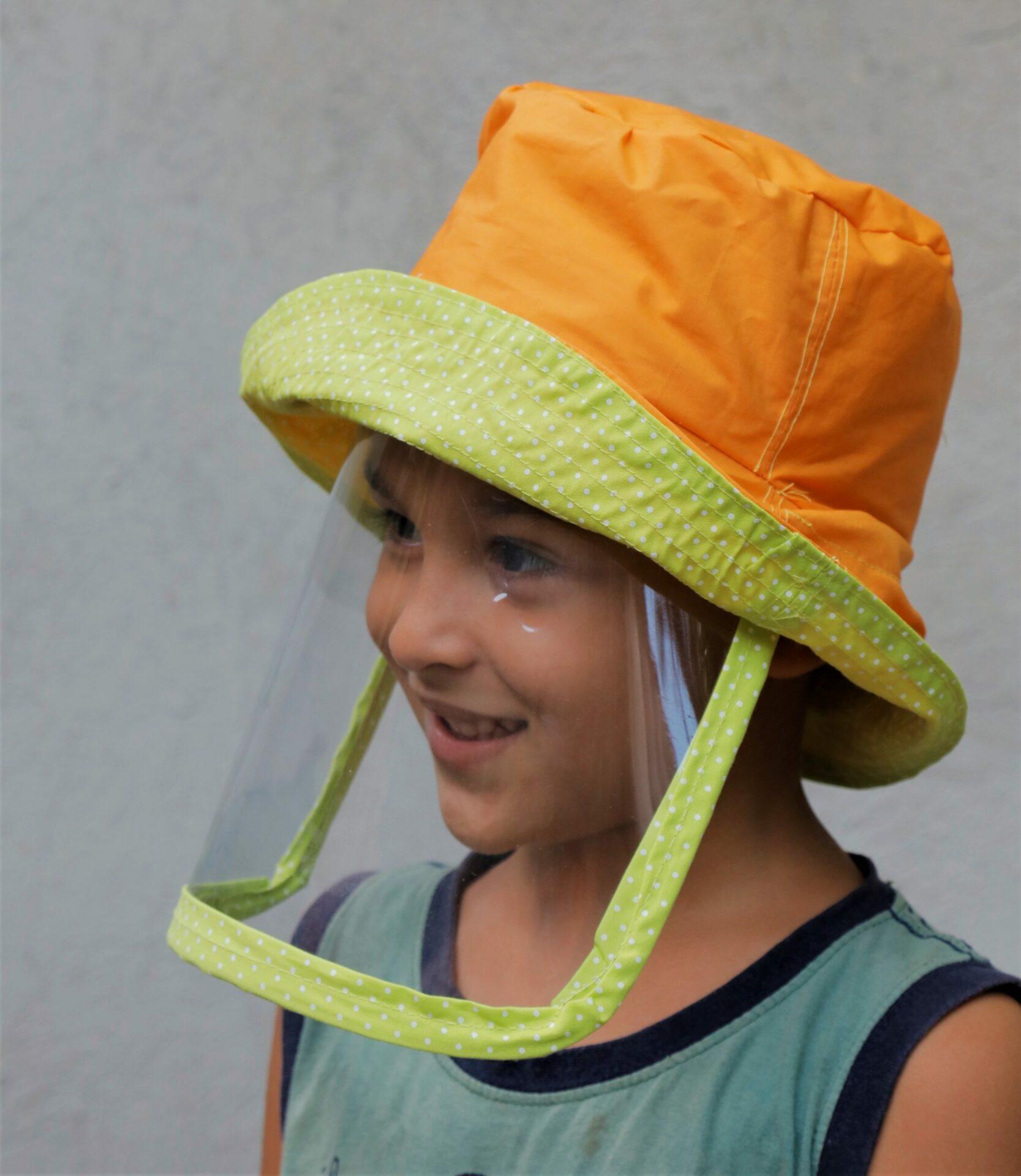 Chapéu protetor