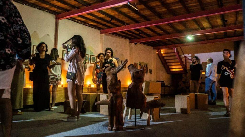 Ativação de Casa Patrimônio no Sítio Histórico de Olinda, 2019