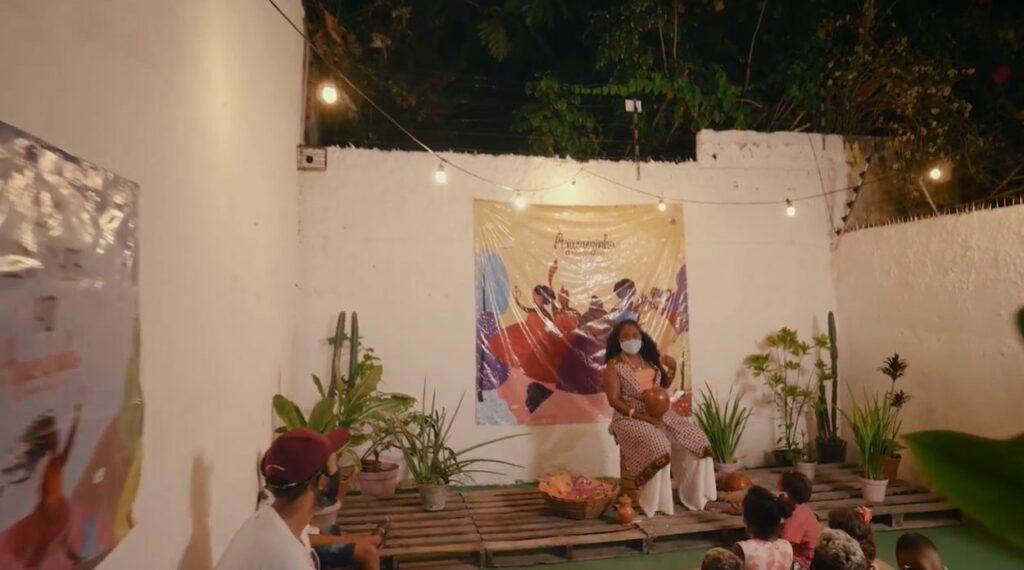 Casa de Ofá, Olinda, 2021