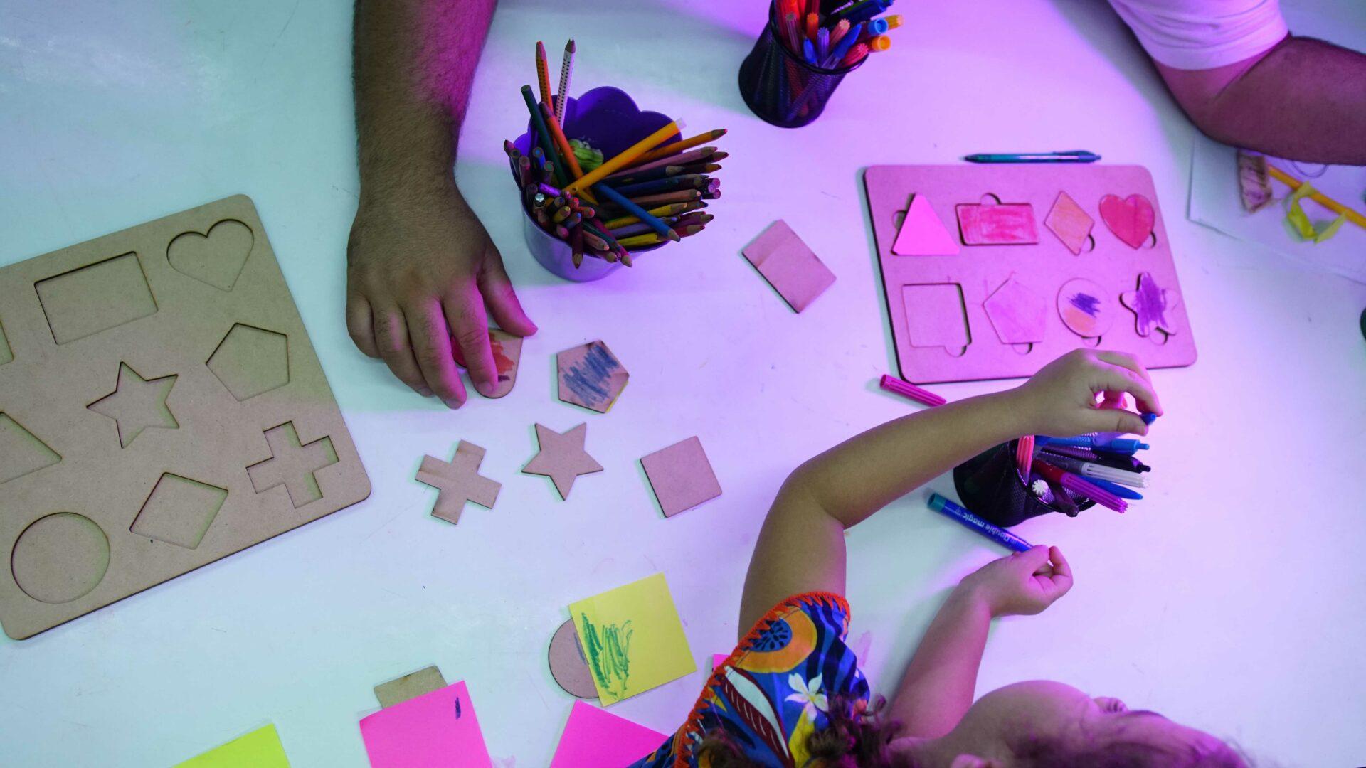 Laboratório Criatura inicia prototipação dos jogos educacionais